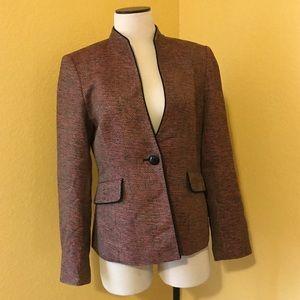 Jones New York multi color blazer